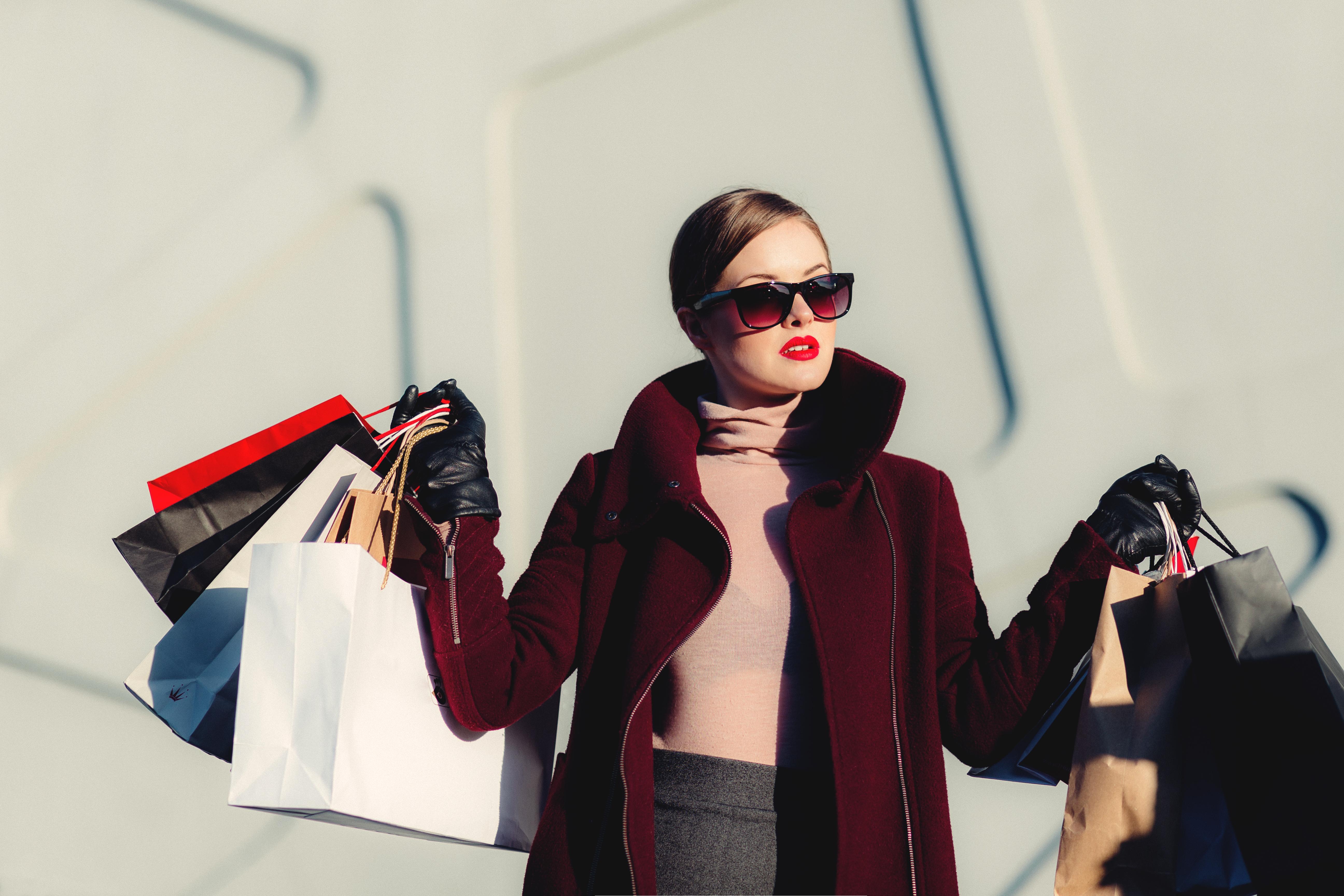 5 Gründe weniger zu kaufen und wie Du das schaffst